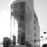 2002 – Edifício Sede Micronsult Informática, 1.800 m² – Curitiba-PR   Arquiteto co-autor Paulo Pacheco