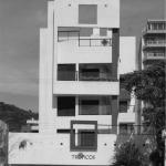 1998 – Edifício Trópicos, 1.200 m² – Caiobá-PR    Arquiteto co-autor Paulo Pacheco