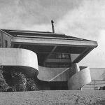 1985 – Residência Amaral, 550 m² – Curitiba-PR    Arquiteto co-autor Paulo Pacheco