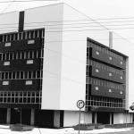 1985 – Edifício Schier, 1.200 m² – Curitiba-PR – Arquiteto co-autor Paulo Pacheco