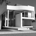 2010 – Residência Sampaio, 550 m² – Curitiba-PR
