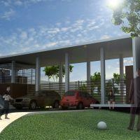 2009 – Condomínio Residencial Home Resort / Portaria, 300 m² – Curitiba-PR