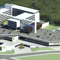 2011 – Centro Empresarial Valente, 35.000 m² – Curitiba-PR