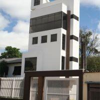 2002 – Sede própria do Escritório de Arquitetura,150 m² – Curitiba-PR –  Arquiteto co-autor Paulo Pacheco