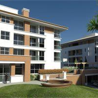 2009 – Condomínio Residencial Euro, 9.500 m² – São José dos Pinhais-PR