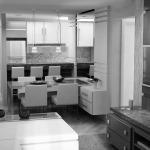 Projeto para apartamento de exposição do Edifício Cannes Residence em Curitiba-PR  2011